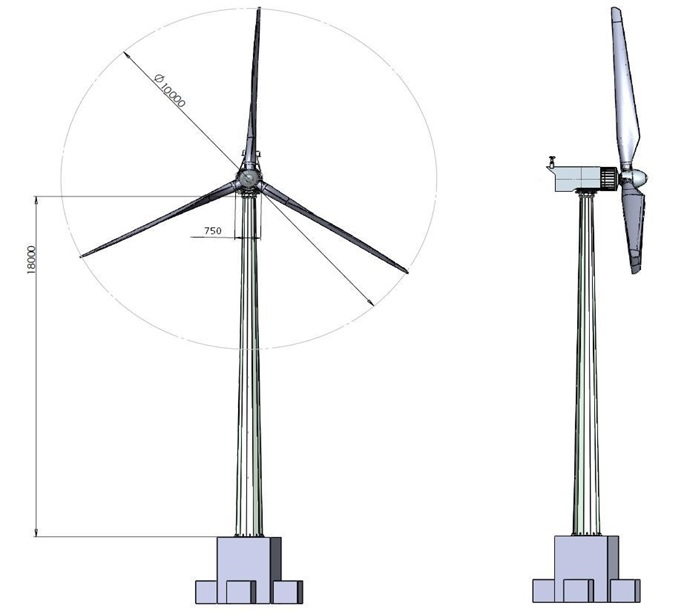 Как сделать свой ветрогенератор 322